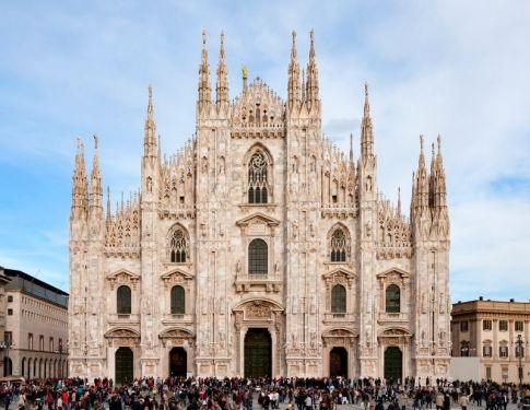 Milano – italijanska Metropola