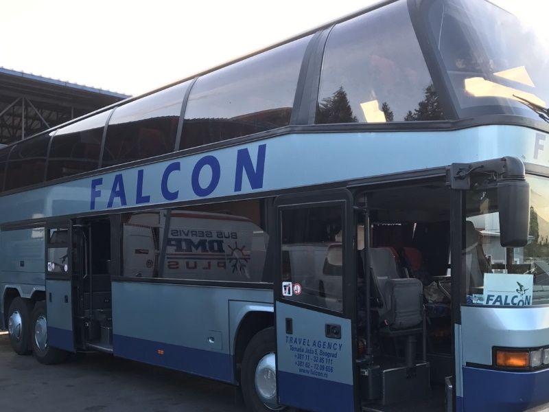 Autobuski Prevoz za Grčku Atinu