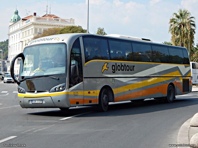 Autobuski prevoz Bosna Hrvatska