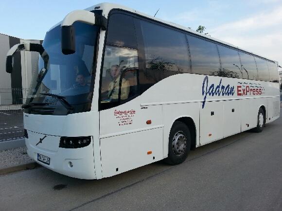 Autobuski prevoz Crna Gora