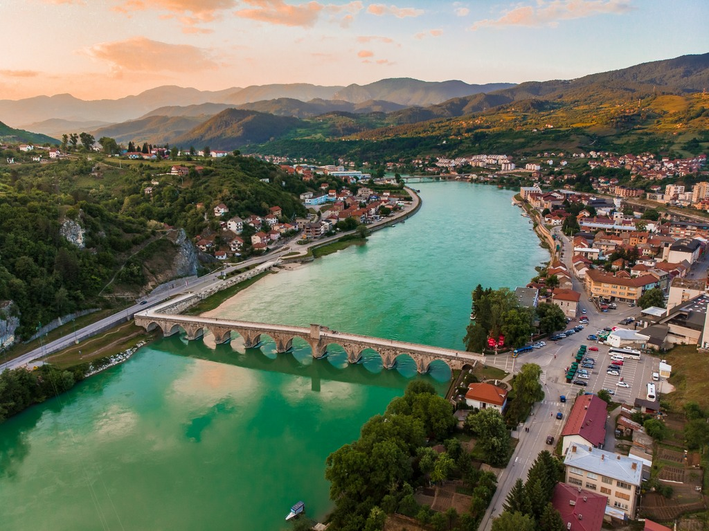 Izlet Mokra Gora Višegrad