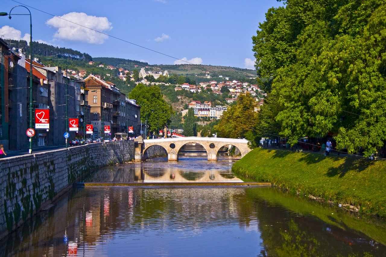 Putovanje Sarajevo Leto 2021