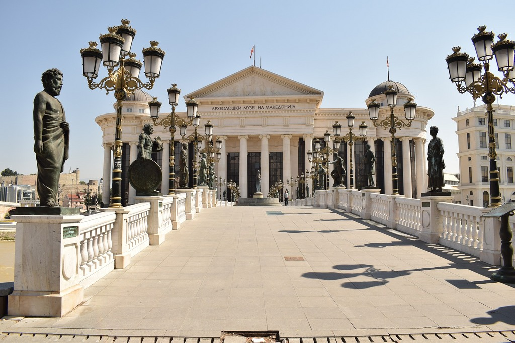 Izlet Skoplje