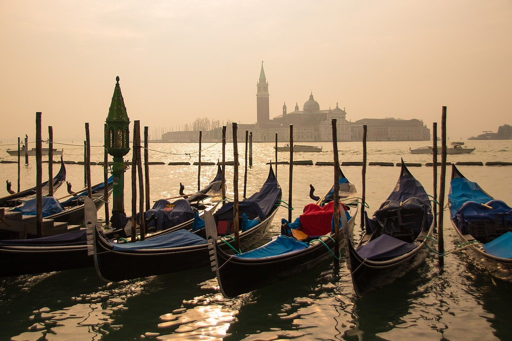 Izlet Venecija