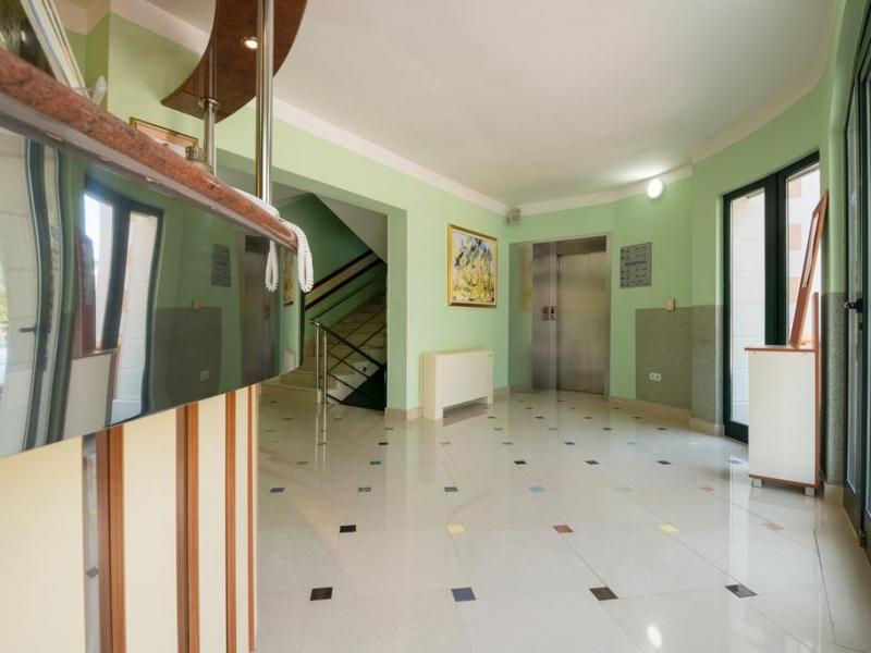 Hotel Adria Neum pogled na more