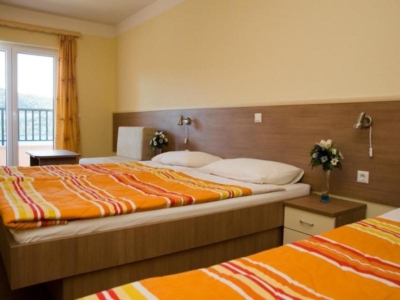 Hotel Adria Neum kupatilo