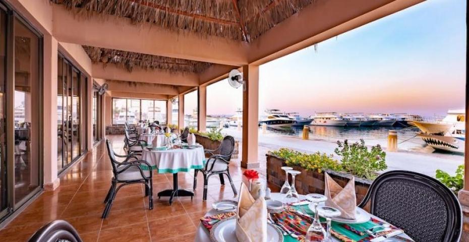 Letovanje Egipat Hurgada Continental Hotel 5