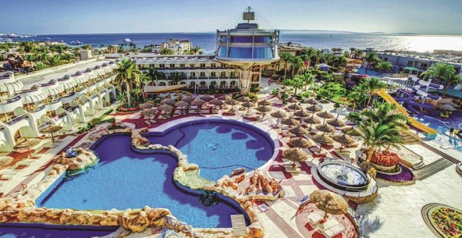 Letovanje Egipat Hurgada Seagull Beach Resort 4