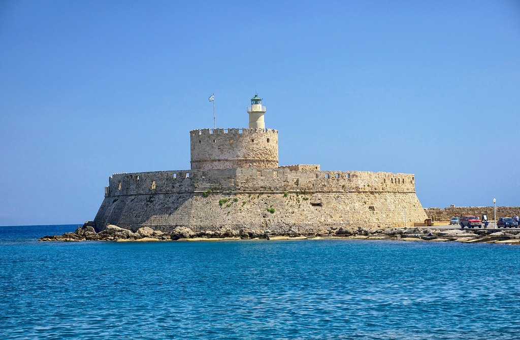 Letovanje Grčka Rodos