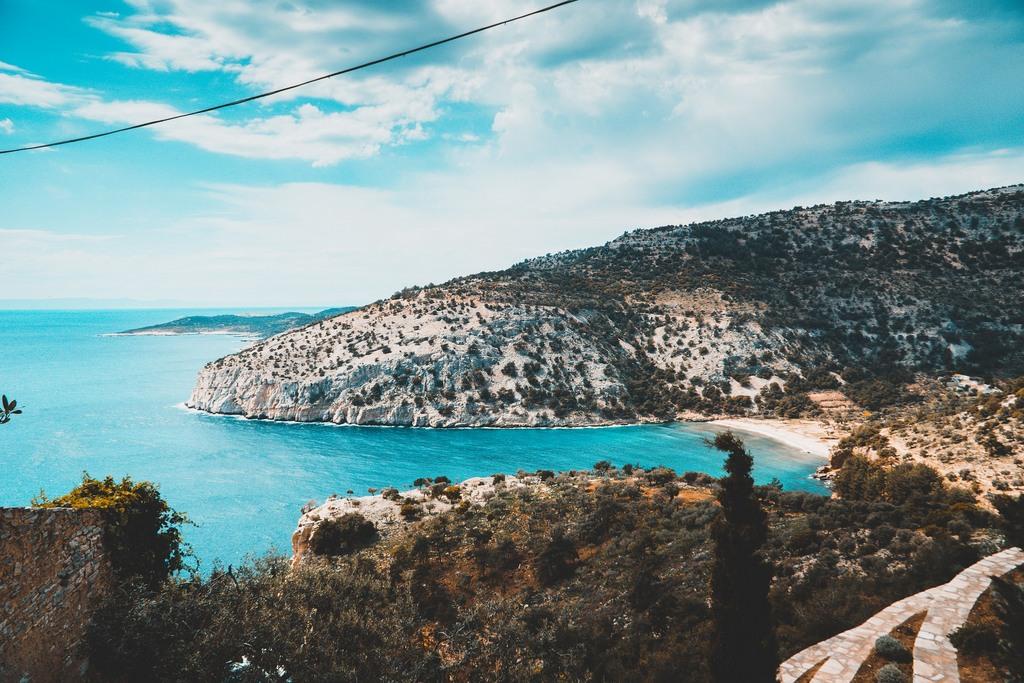 Letovanje Grčka Tasos