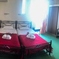 evia edipsos hotel vila metropol
