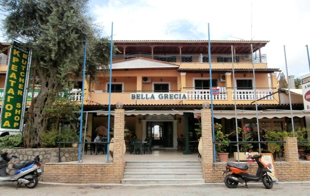 krf moraitika vila bella grecia