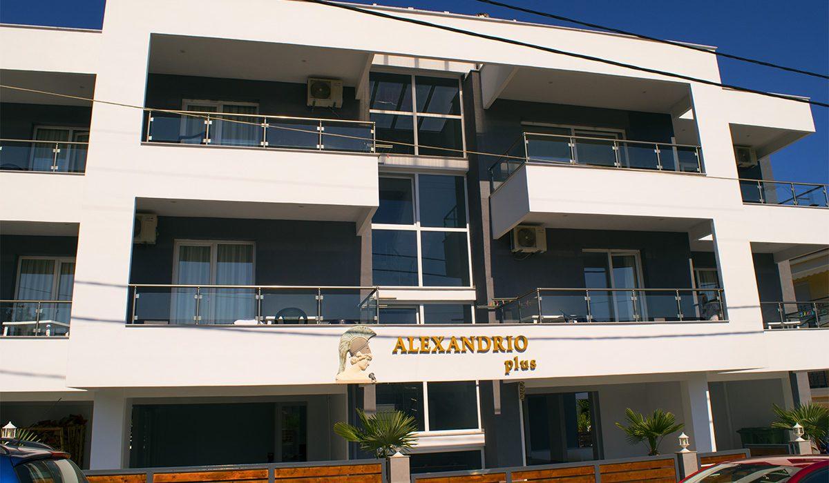 leptokarija vila alexandrio plus