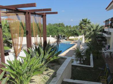 pefkohori vila ioannis paradise