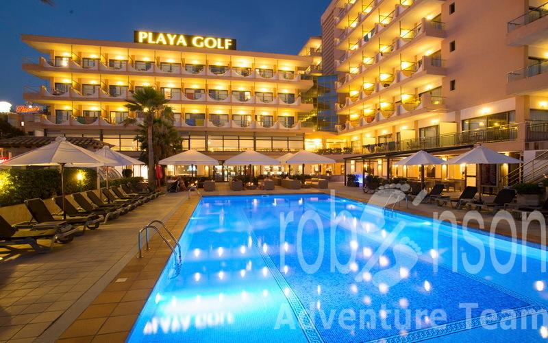majorka hotel playa golf 4