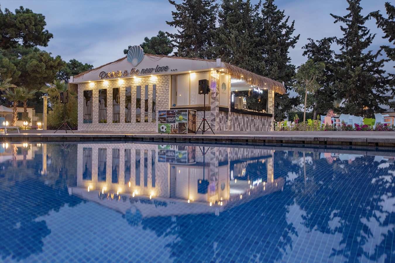 kemer dosinia luxury resort 5