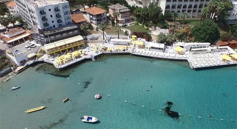 kusadasi hotel marti beach 4