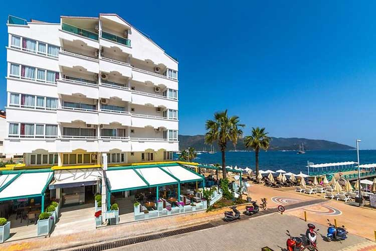 marmaris honeymoon beach hotel 3
