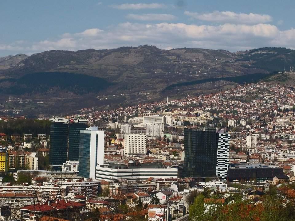 Sarajevo Mostar Blagaj Vodopad Kravica