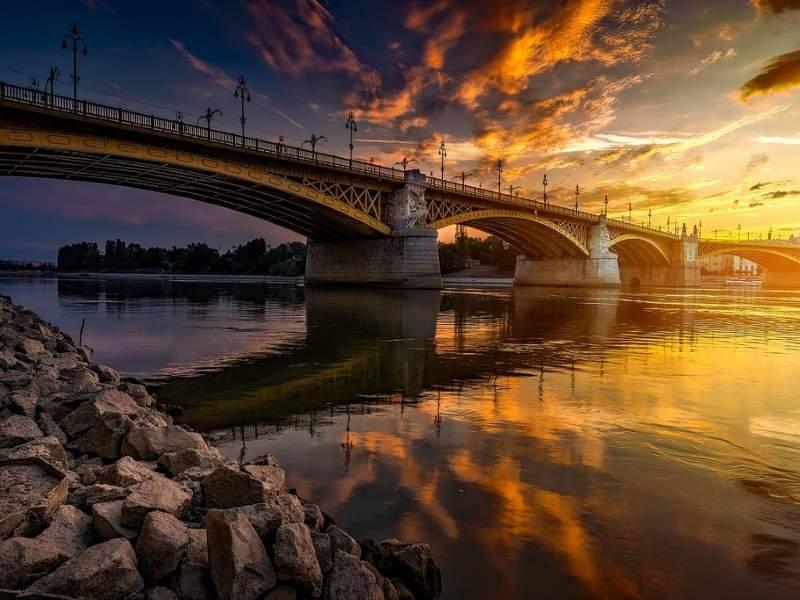 Budimpešta jesen 2021