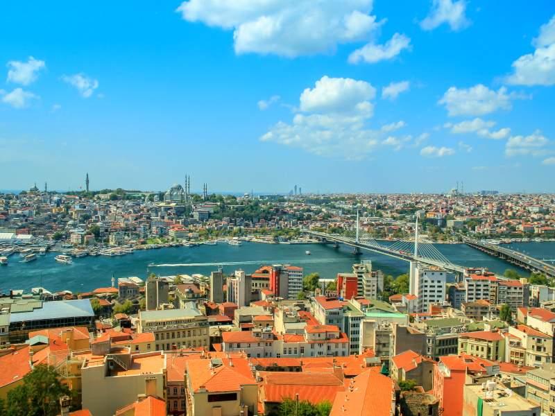 Istanbul jesen 2020 2 i 3 noći