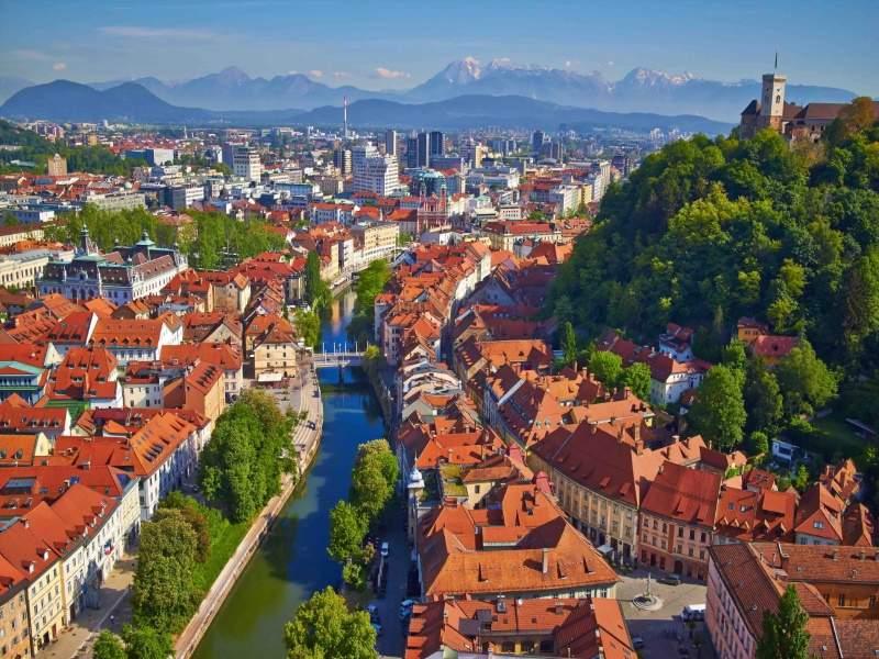 Ljubljana Jesen 2021