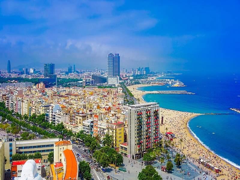 Putovanje Barselona Avionom 2021