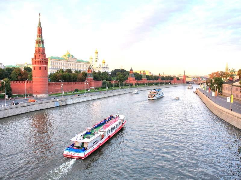 Moskva i Sankt Peterburg