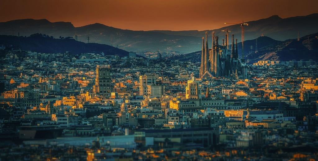 Barselona Pogled