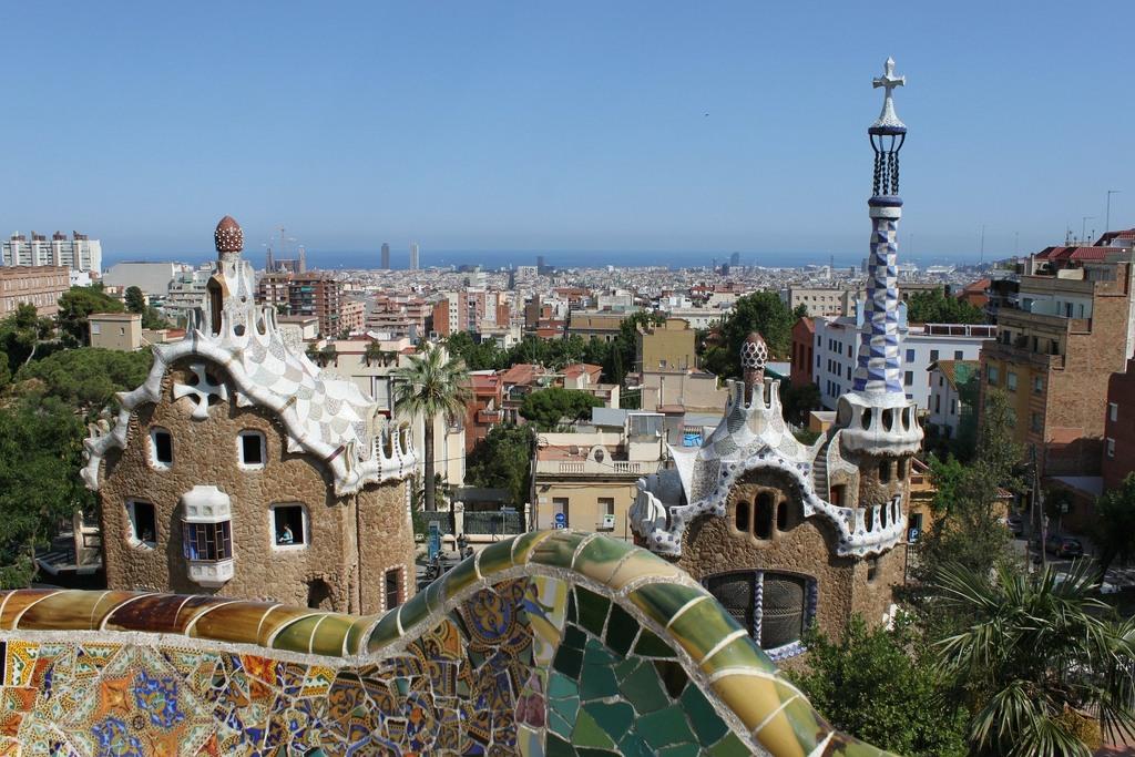 Barselona Romantično