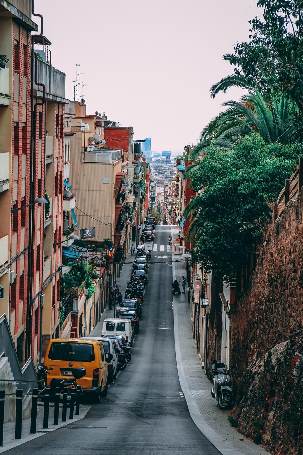 Barselona ulica