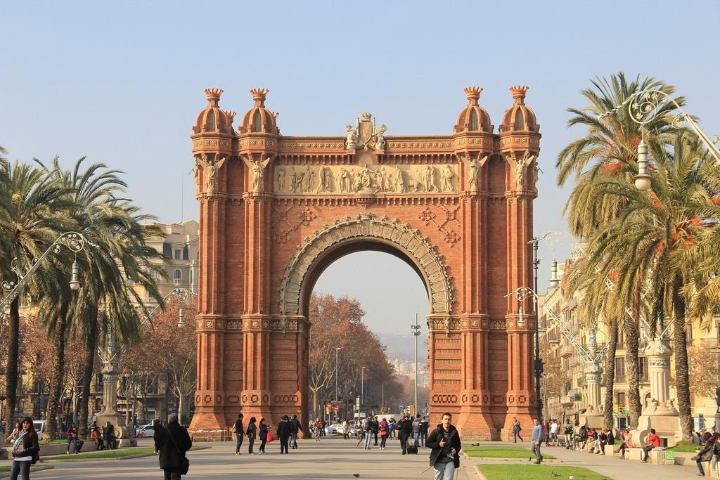 Barselona Palme