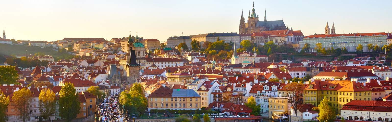 Jesen Putovanje Prag 2021